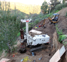 Drilling Contractor Los Angeles