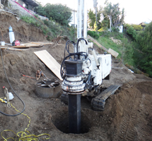 Drilling Los Angeles