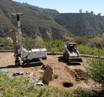 Drilling Contractor Pasadena