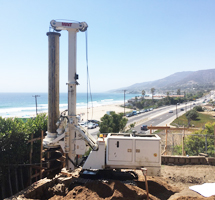 Limited Access Drilling Los Angeles
